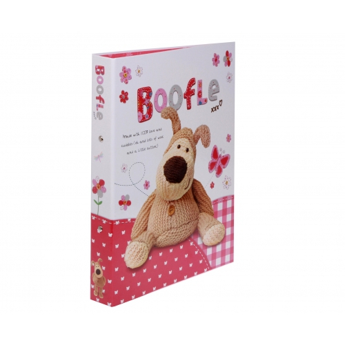 Boofle A4 Ringbinder Folder Stationery