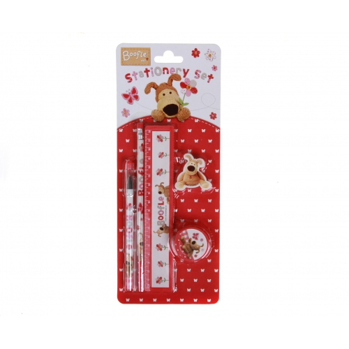 Boofle Stationery Set