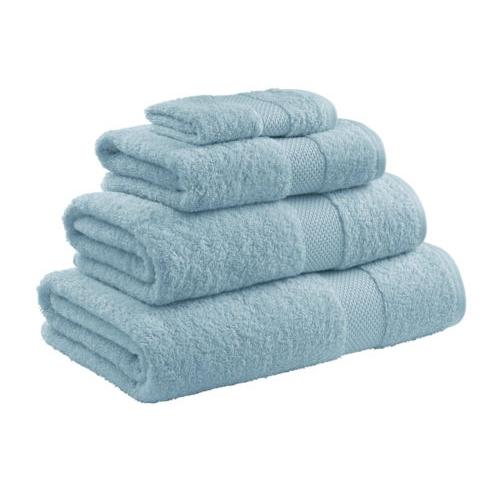 Towel Range Egyptian 550gsm Duckegg Plain Face