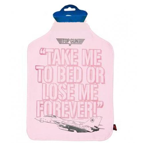 Top Gun Hot Water Bottle Cover