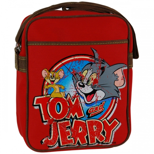 Tom and Jerry 'Flight' School Despatch Bag