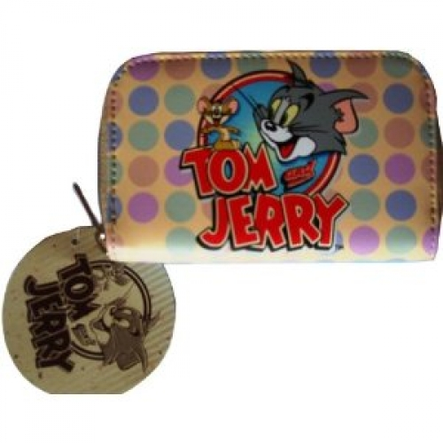 Tom & Jerry Purse