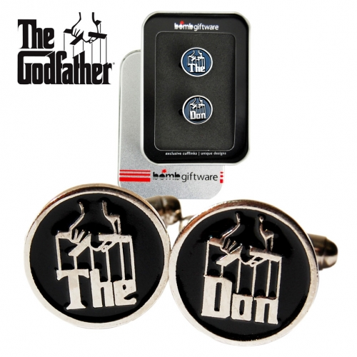 The Godfather Cufflinks Gift Set