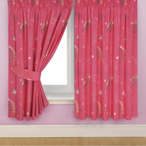 Disney High School Musical Prom 66 X 54 inch Drop Curtain Pair