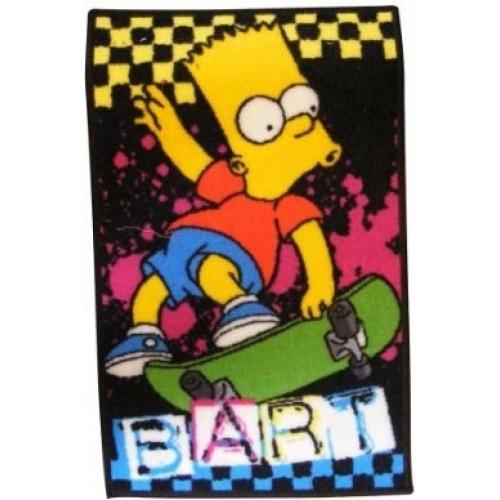 Bart Simpson Funk Rug