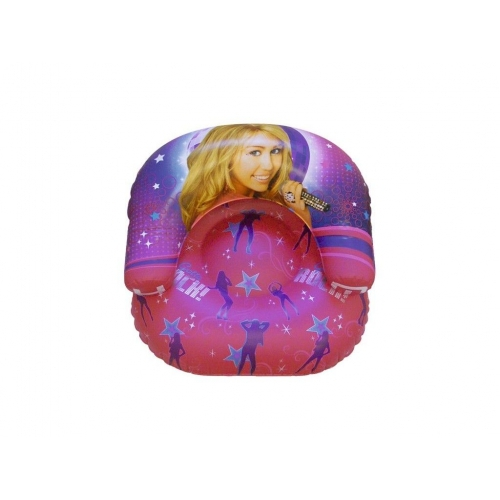 Disney Hannah Mantana Rock Inflatable Chair Gift Set