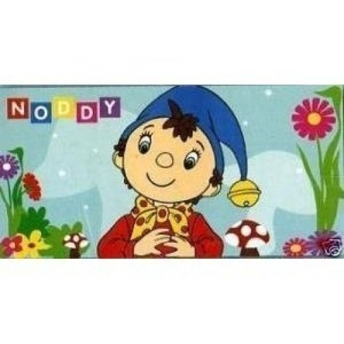 Noddy Garden Beach Towel