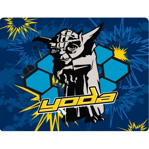 Star Wars Blast Panel Fleece Blanket Throw