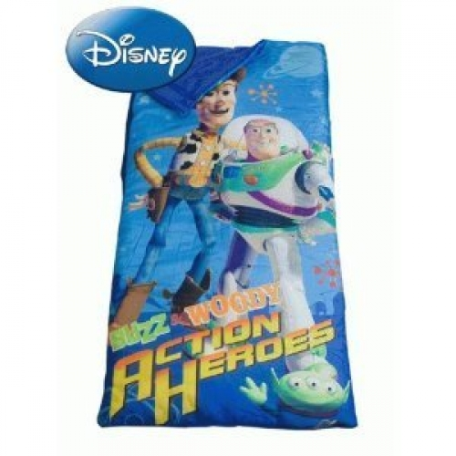 Disney Toy Story Infinity Sleeping Bag Camping Travel Sleepover Sac