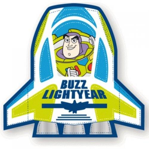 Disney Buzz Light Year Shaped Cushion