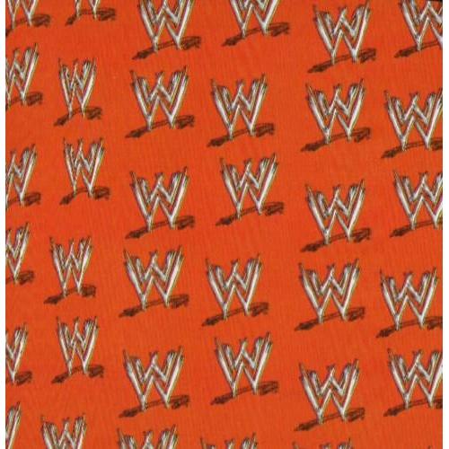 WWE Logo Rotary Fleece Blanket Throw
