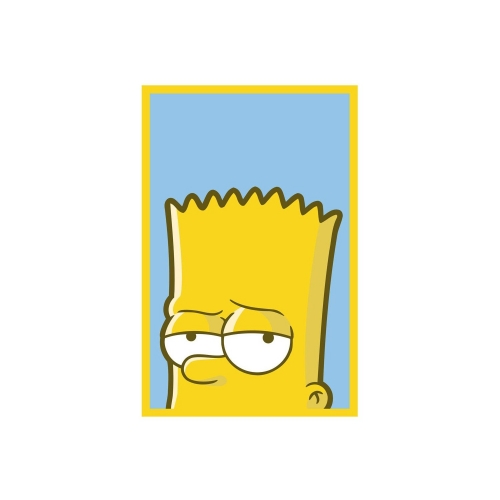 Bart Simpson 'Mischief' Rug
