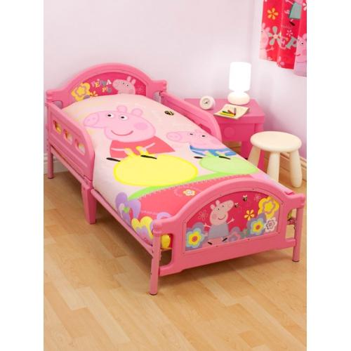 Peppa Pig 'Adorable' Junior Bed Frame