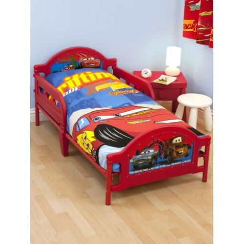 Disney Cars 'Espionage' Junior Bed Frame