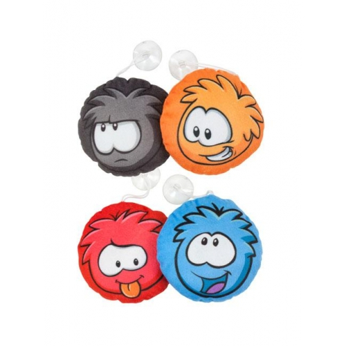 Disney Club Penguin '4 Mini with Window Suckers' Shaped Cushion
