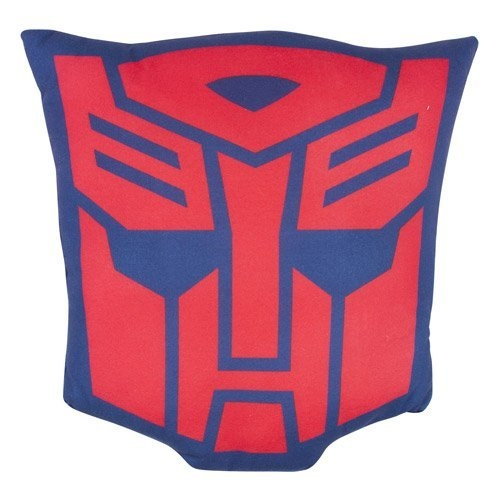 Transformers 'Autobots' Shaped Cushion