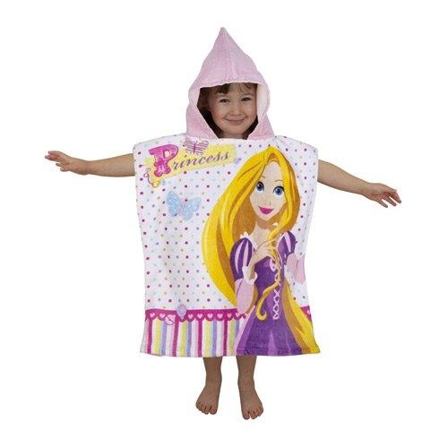 Disney Princess 'Locket' Poncho Towel