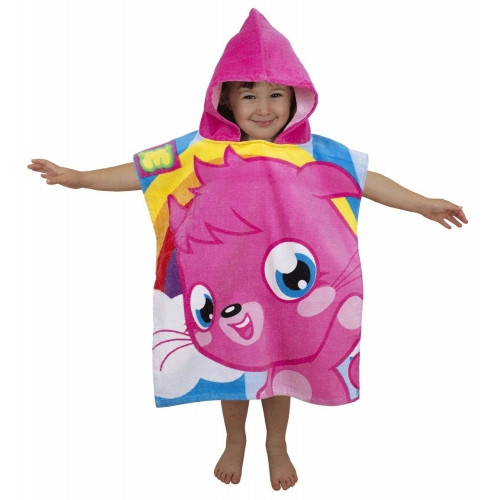 Moshi Monsters 'Poppet' Poncho Towel