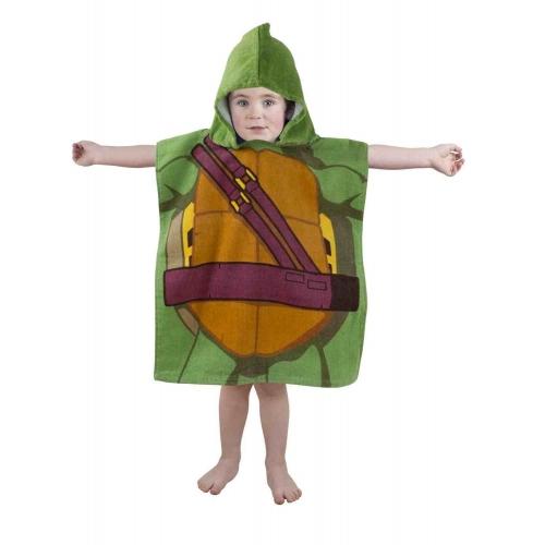 Teenage Mutant Ninja Turtles 'Dudes' Poncho Towel