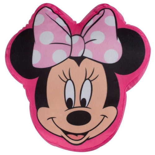 Disney Minnie Mouse 'Makeover' Shaped Cushion