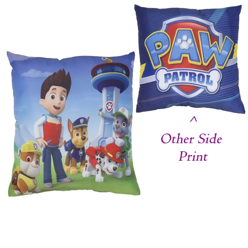 Paw Patrol Team Printed Cushion