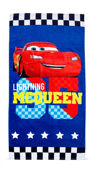 Disney Cars 'Piston' Printed Beach Towel