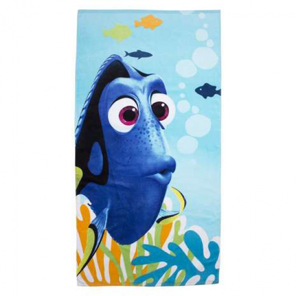 Disney Finding 'Dory' Velour Printed Beach Towel