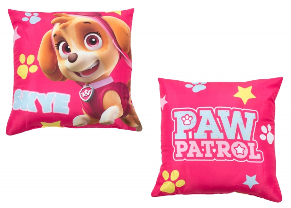 Paw Patrol 'Stars' Printed Cushion