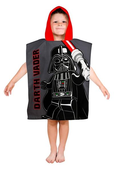 Disney Lego Star Wars 'Villains' Poncho Towel