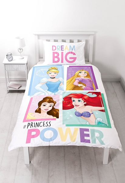 Disney Princess 'Brave' Panel Single Bed Duvet Quilt Cover Set