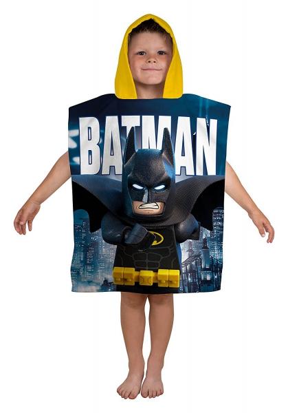 Lego Batman Movie 'Hero' Poncho Towel