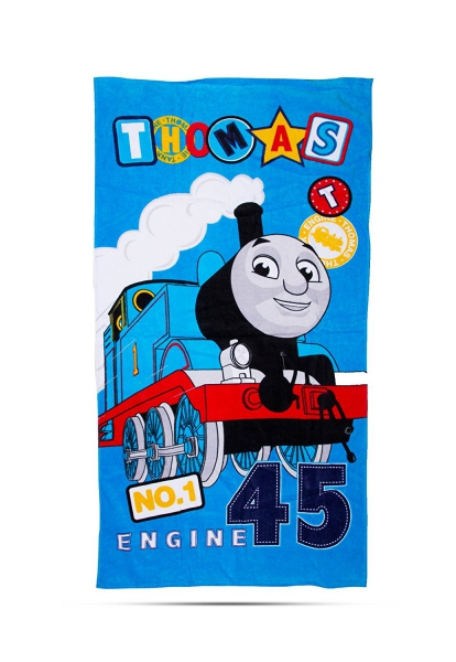 Thomas & Friends 'Patch' Printed Beach Towel