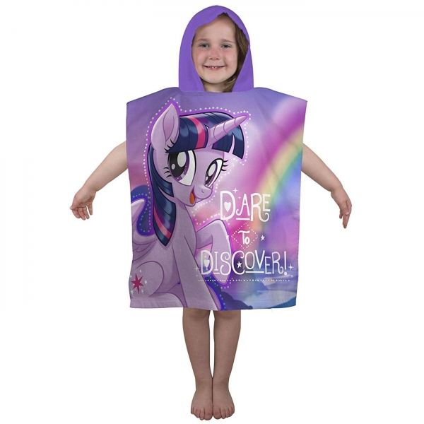 My Little Pony Movie 'Adventure' Poncho Towel