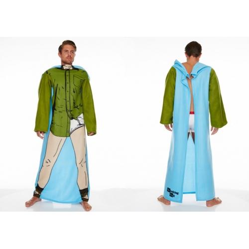 Breaking Bad 'Walter White Lounger' Cosy Wrap Blanket Sleeved Fleece