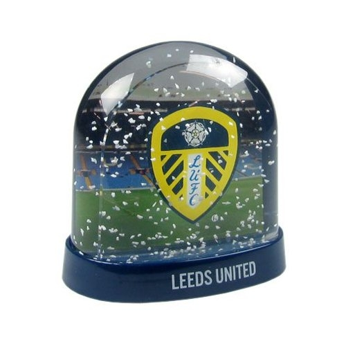 Leeds United Fc Stadium Football Snow Dome Official Decoration