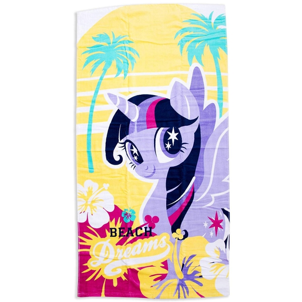 My Little Pony Crush Printed Beach Towel