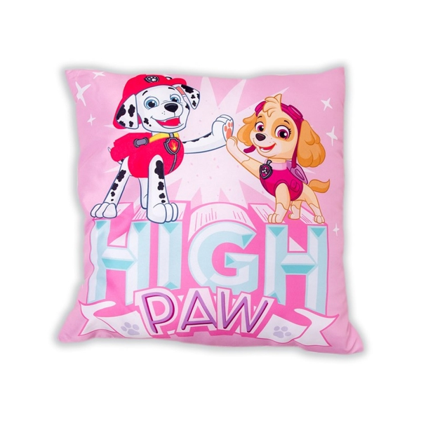 Paw Patrol 'Pastels' Printed Cushion