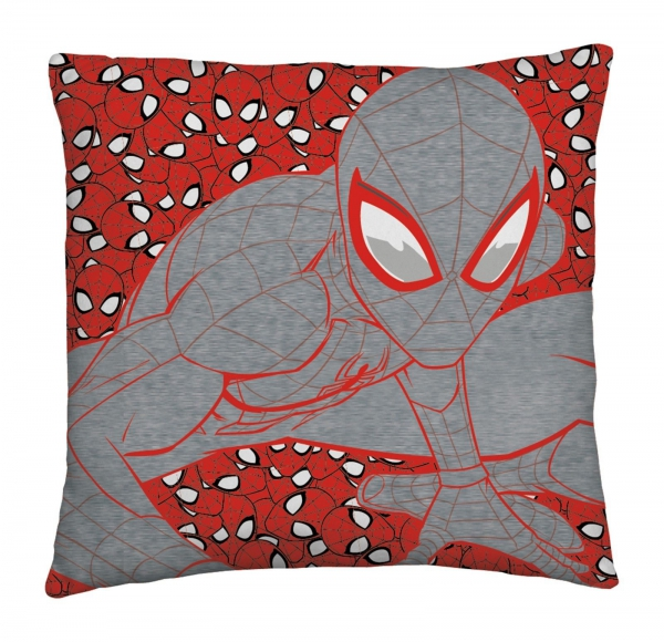 Spider Man Metropolis Square Printed Cushion