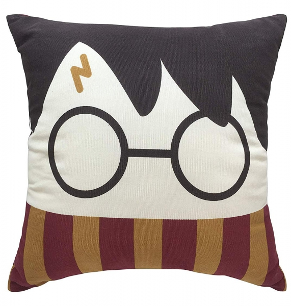 Harry Potter Scars Square Shaped Filled Printed Cushion