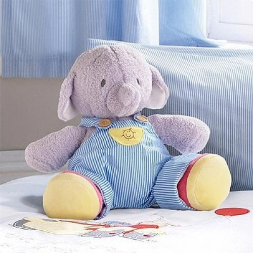 Izziwotnot Humphrey' S Lrc Toy Elephant Boy Plush Soft