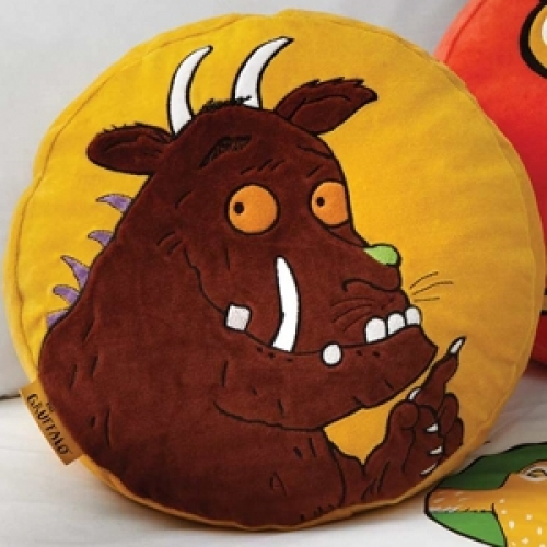 The Gruffalo 'Gruffalo' Shaped Cushion