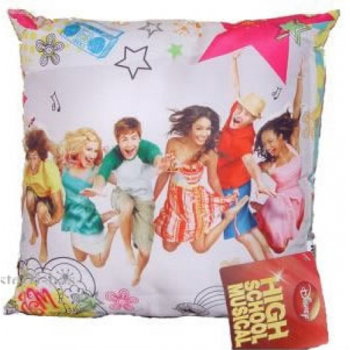 Disney High School Musical Printed Cushion