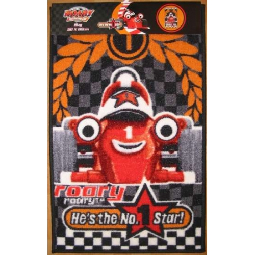 Roary The Racing Car Rug