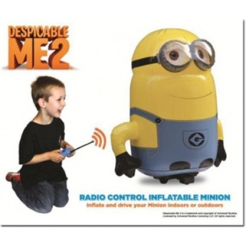 Despicable Me 2 Minion Radio Control Inflatable Toy