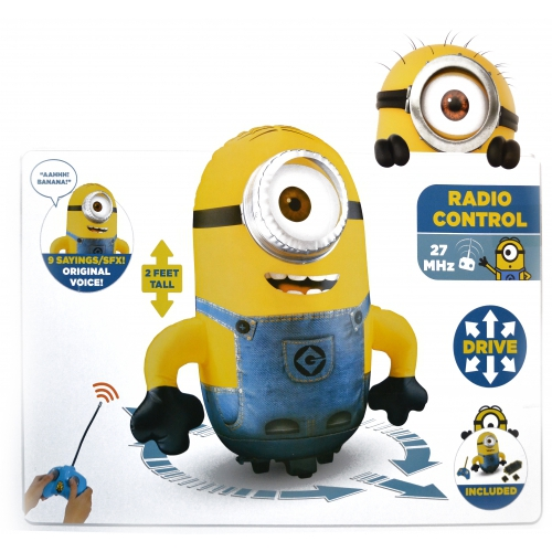Despicable Me Minion 'Stuart' Radio Control Inflatable Toy