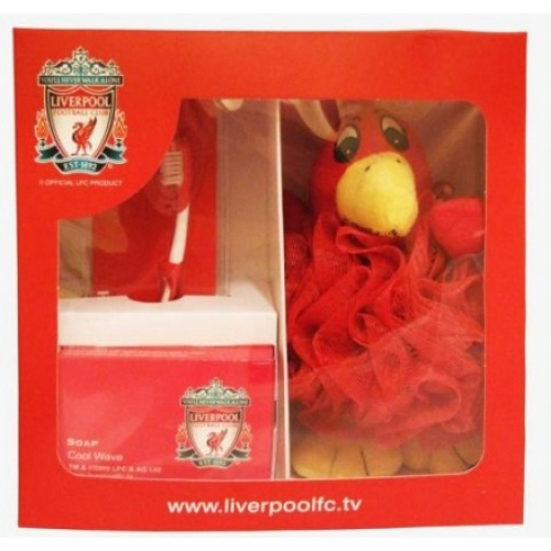 Liverpool Fc Football Box Official Gift Set