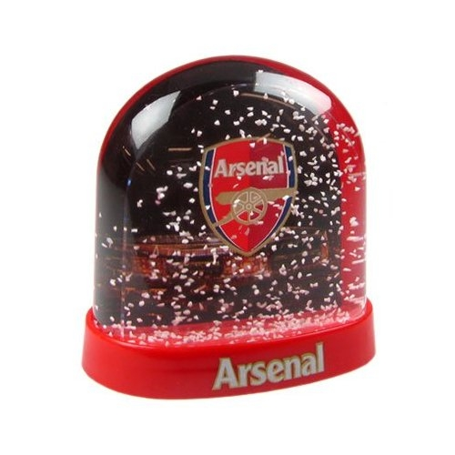 Arsenal Stadium Fc Football Snow Dome Official Decoration