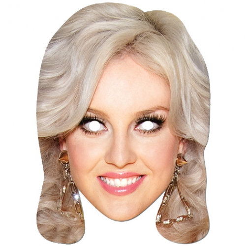Little Mix 'Perrie Edwards' Mask Party Accessories