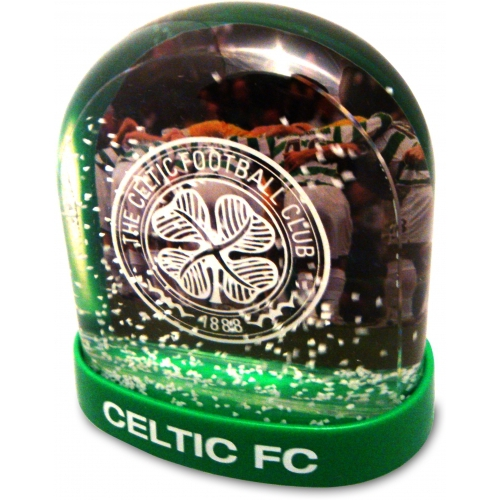 Celtic Fc Stadium Football Snow Dome Official Decoration