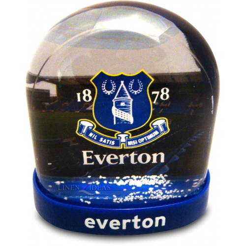 Everton Fc Stadium Football Snow Dome Official Decoration